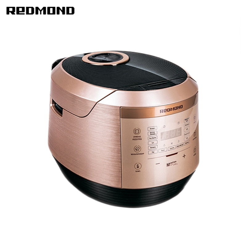 Multi Cooker REDMOND RMC-450 bronze multivarka multivarki cooker multicookings multicooker pressure cooker dfh 705 electro thermal lunch box pluggable heating three layers multifunctional steamed rice cooker mini portable rice cooker