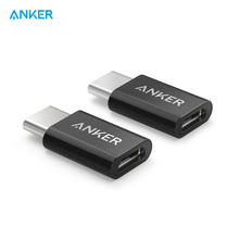 Разветвитель Anker Powerline USB-C to Micro USB Female Adapter