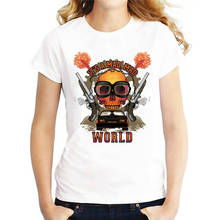 T Shirts For Sale  It Is A Mad World WomenS Crew Neck Short-Sleeve Fashion 2018 Tee