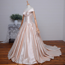 real photos new hot Sexy cap sleeve long Prom Dresses ball gown pink satin vestido de festa evening dress 2015 peat lace up