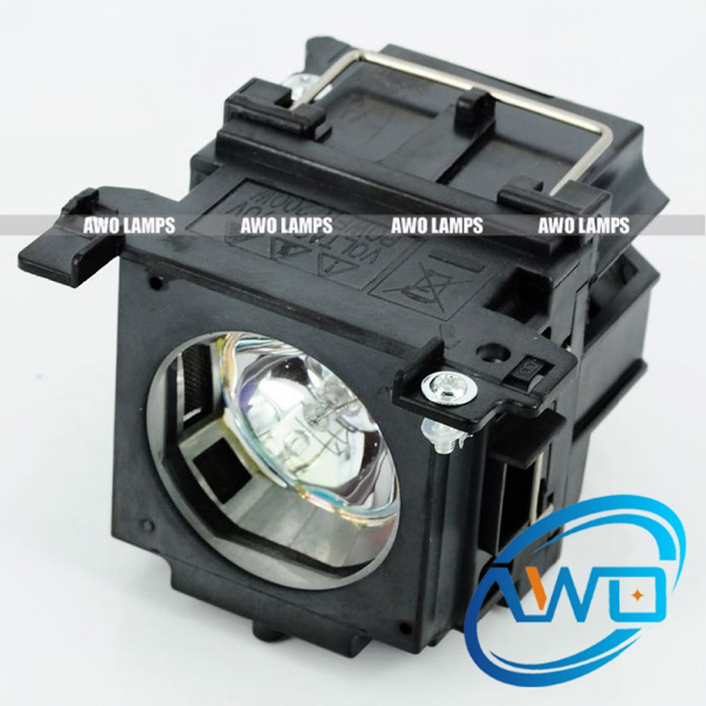 AWO High Quality DT00757 Replacement Projector Lamp with Housing for HITACHI CP-X251/X256/ED-X10/X1092/X12/X15E цена 2016