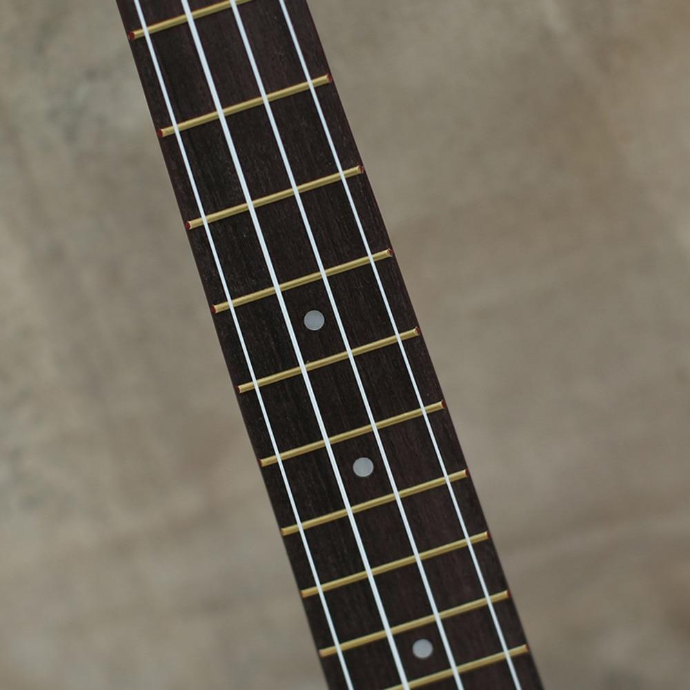 23 Inch Classic Fund Woodiness Uicker In Four Stringed Instrument - School en educatieve benodigdheden - Foto 4