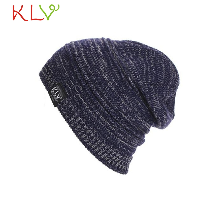 Unisex Winter Heanie Hats For Men Or Knitted Wool Hats Warm Beanies Skullies Knit Baggy Beanie Winter Hat Slouchy No4 winter hat casual unsex knitted hats for men baggy beanie hat crochet slouchy oversized caps warm skullies toucas gorros