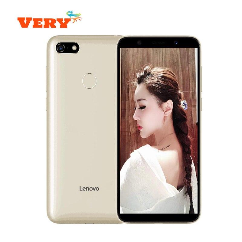 Original Lenovo A5 L18011 4G LTE Smartphone 5 45Inch MT6739