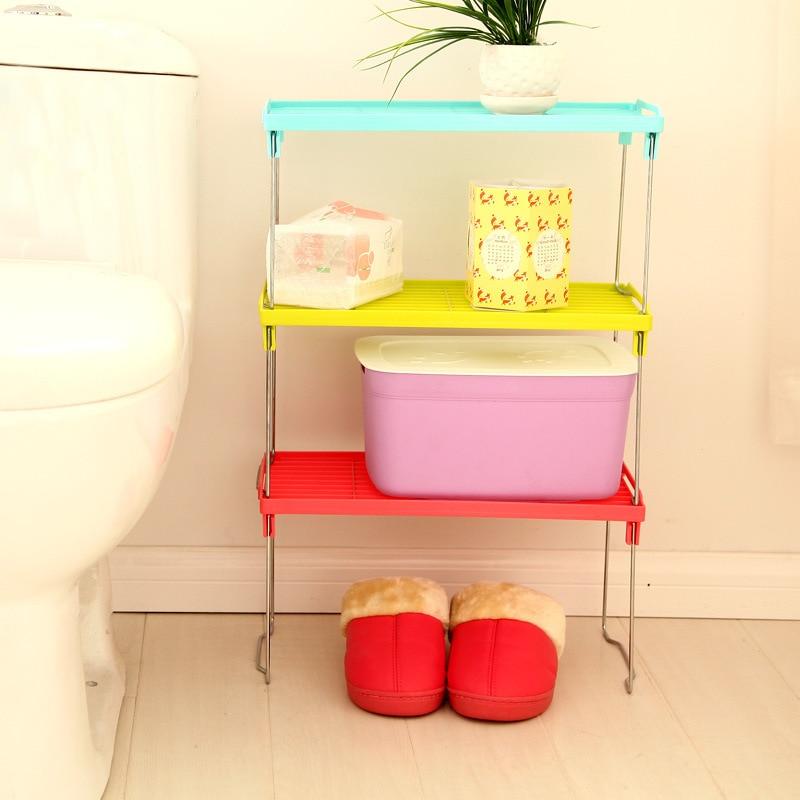 New Multi purpose household kitchen toilet shelf Can Decorative Wall ...