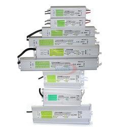 Водонепроницаемый светодиодный драйвер IP67 Ac dc 12 В/24 В 10 Вт 15 Вт 20 Вт 25 Вт 30 Вт 36 Вт 45 Вт 50 Вт 60 Вт 80 Вт 100 Вт 120 Вт 150 Вт Светодиодный источник питан...
