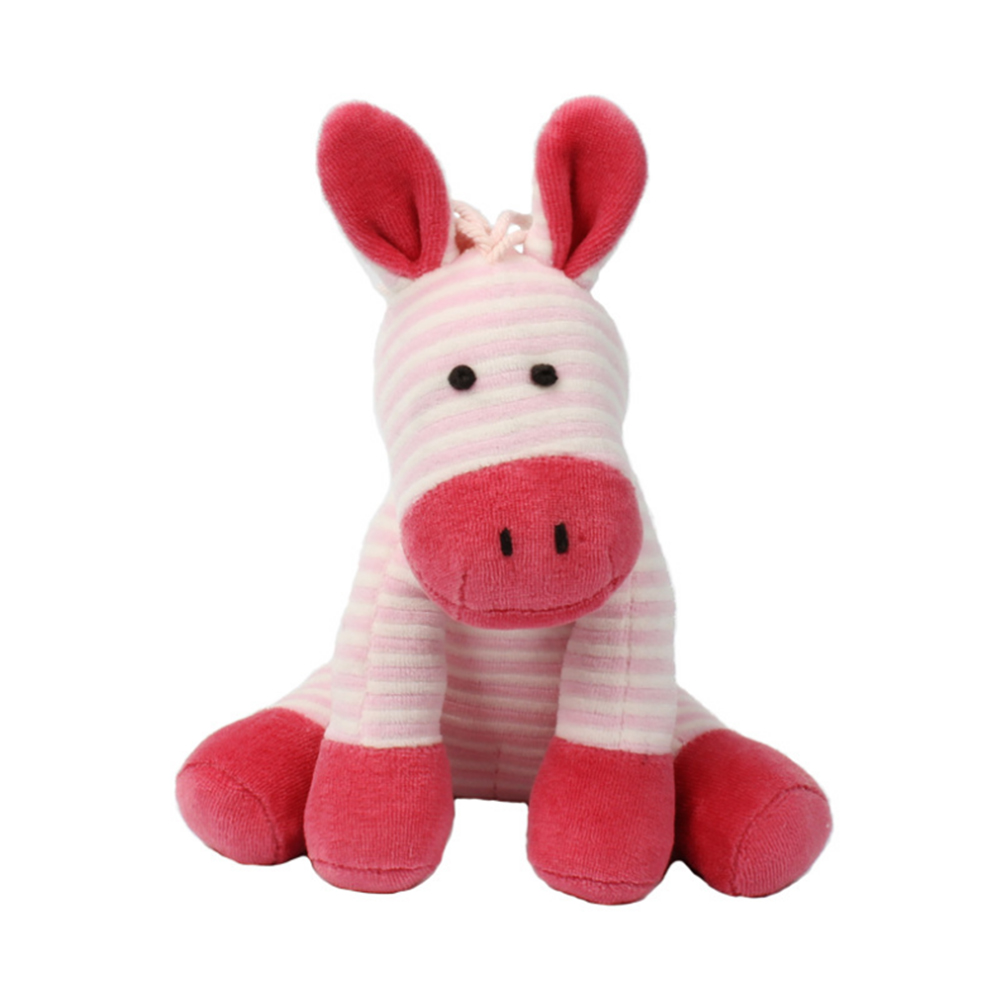 Baby Sleeping Appease Plush Donkey Dolls Stuffed Animals Toys Soft Children's Toys for Girls Boys Xmas Gifts P0