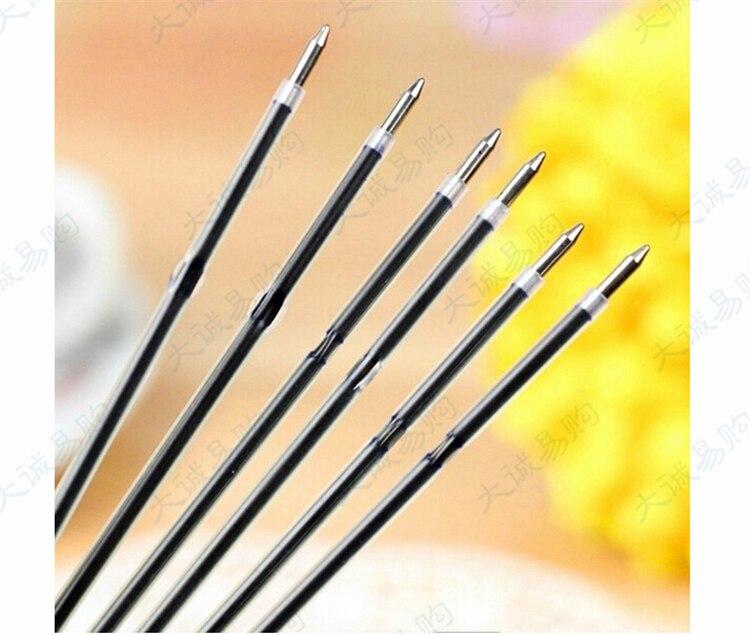 Heerlijk Klik Bal Handleiding Pen Refill Cartridge Vullingen 10.5 Cm 105mm 20 Stks Lekkernijen Geliefd Bij Iedereen