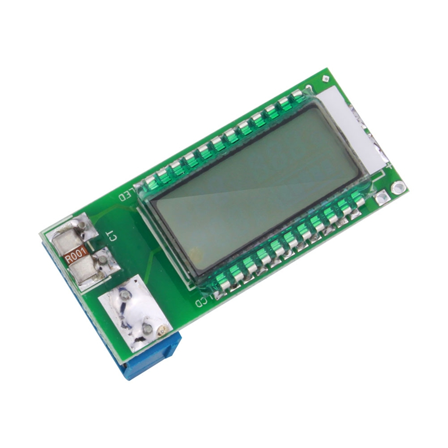 Free Shipping 18650 26650 Lithium Li ion Battery Tester 2 8 3V Led Meter Voltage Current