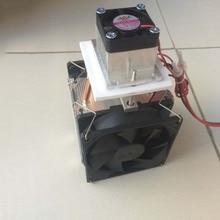 Электронный холодильник пакет производства полупроводниковых охлаждения листа 12 В электронных полупроводниковых радиатора
