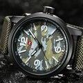 NAVIFORCE Hombres Correa De Nylon Militar Del Ejército Relojes Para Hombre de Cuarzo Hora Fecha Reloj Masculino Ocasional de Los Deportes Reloj de Pulsera Relogio masculino