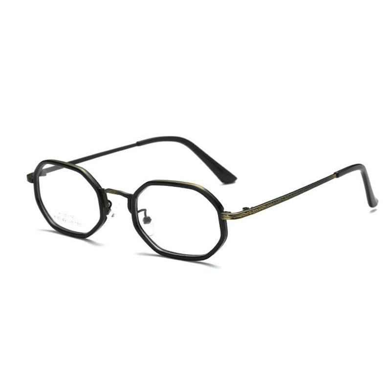 2e6b7dea72f MINCL Round Cycle Glasses Frame Women Men Vintage Clear Lens Eyeglasses  Frames TR90 glasses FML-in Eyewear Frames from Apparel Accessories on  Aliexpress.com ...
