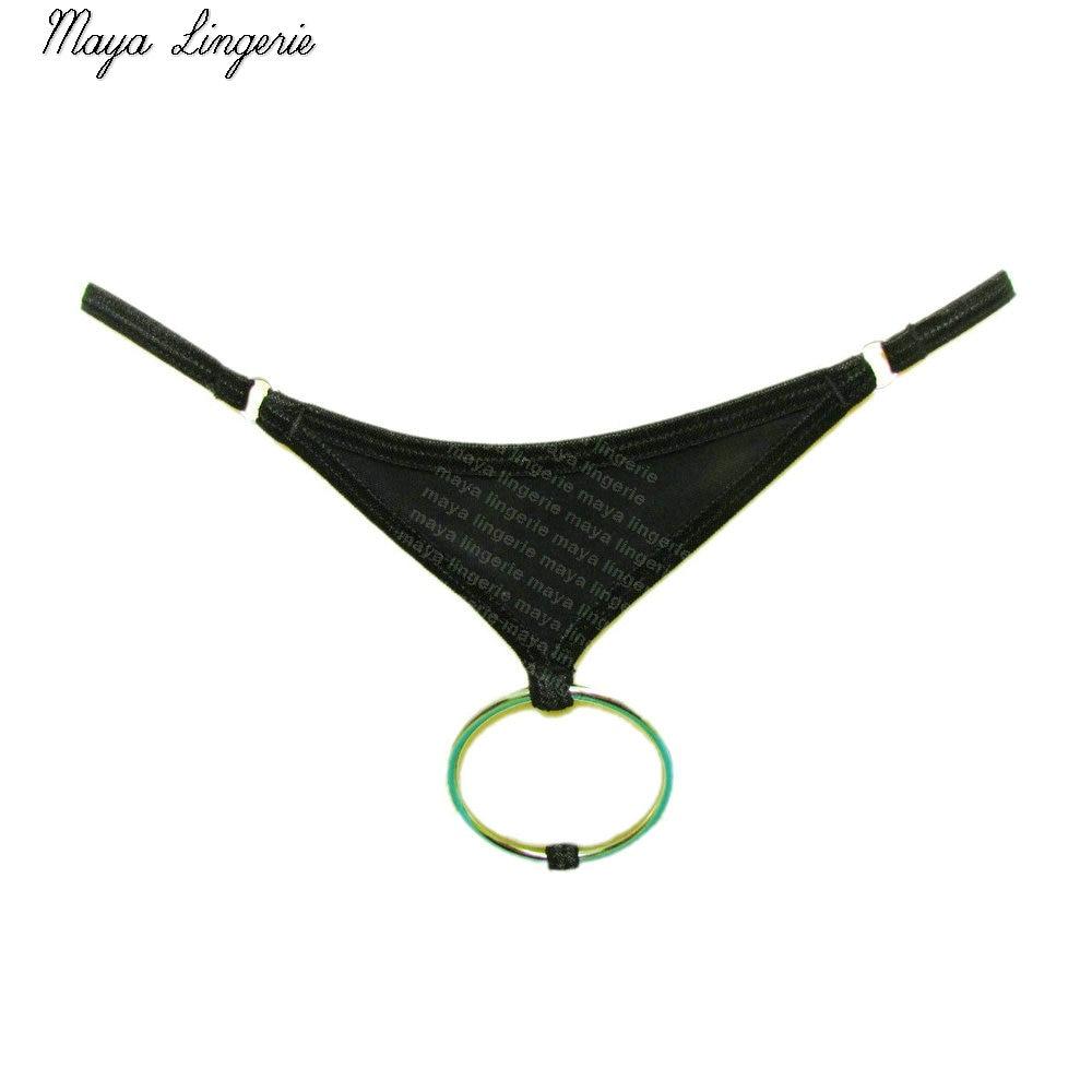 Homosexuell Unterwäsche Penisring Tanga 2016 sexy Männer Tangas - Unterwäsche - Foto 5