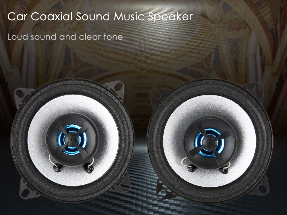 LABO Paired Car Coaxial Speaker Music Audio Auto Sound Loudspeaker Automobile Subwoofer LB - PS1402T Car Styling