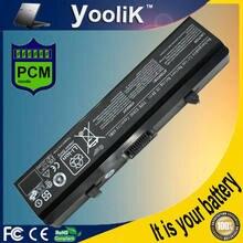 Bateria para Dell Inspiron 1525 1526 1545 1546 1440 Vostro 500 X284G PP29L PP41L GW240 M911G 1440n 312-0625 312-0626 GP252 GW252
