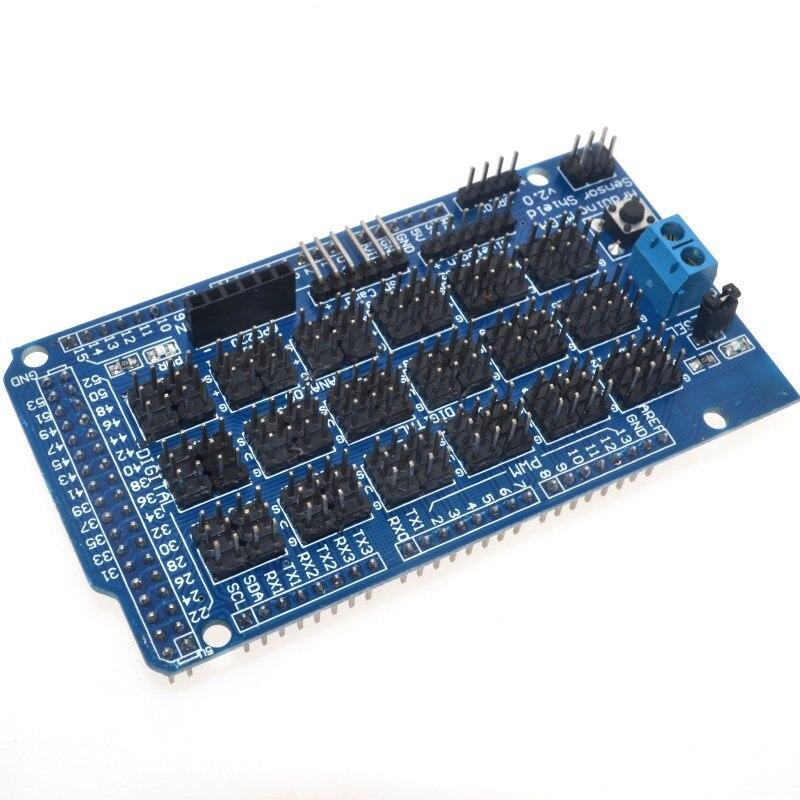 Sensor Shield Sensor Shield V2 Para Arduino Mega