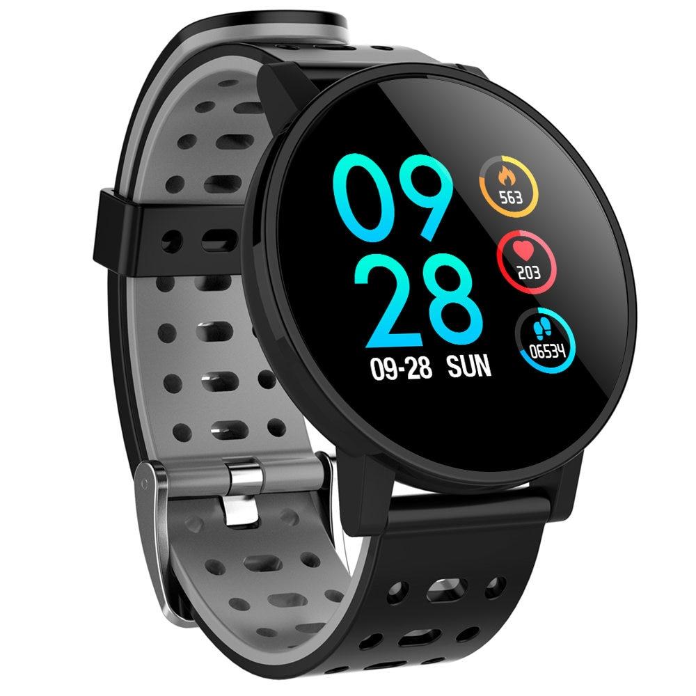 Makibes T3 IOS Android Smart Watches Men Women HR Blood Oxygen Blood Pressure IP67 Waterproof Activity Fitness Tracker PKV11 17