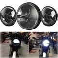 7-дюймовый светильник для прожектора  проходящий светильник  подходит для Softail Deluxe Slim Fat Boy FLD
