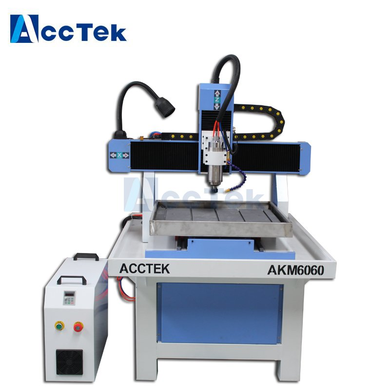 AccTek High Precision Table Moving Shoe Mould Making Cnc Machine With CE Certifications