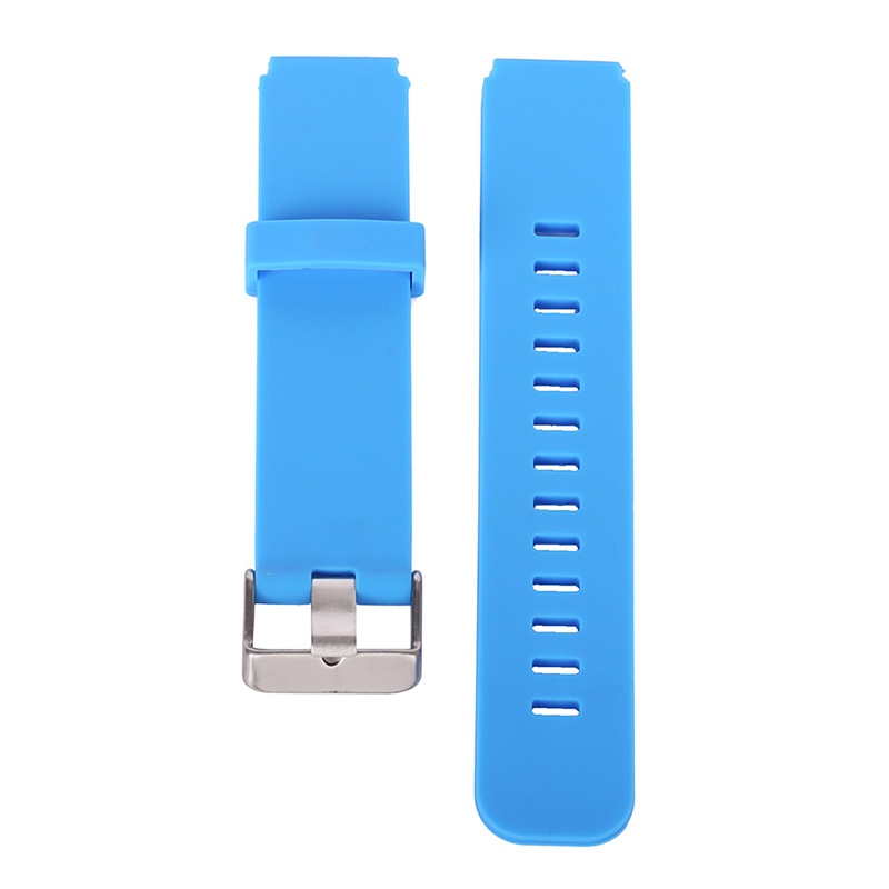Men\'s Watch Sport Silicone Strap for Samsung Classic Durable Watchbands Smart 18MM Watch Bands