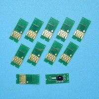 Para Epson Stylus Pro 4900 impressora jato de tinta Auto reset chip do cartucho para Epson T6531