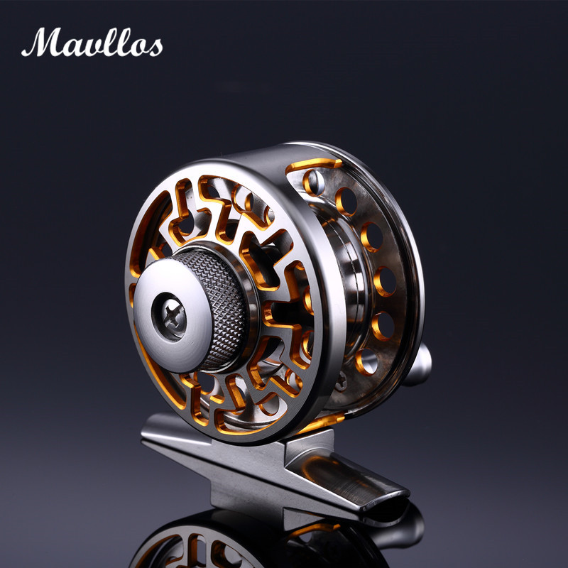 Mavllos Ultra Light Aluminum Alloy Trolling <font><b>Fishing</b></font> <font><b>Reel</b></font> Super Brake Force 10Kg Saltwater Fly <font><b>Fishing</b></font> <font><b>Reel</b></font> Disc Brake System