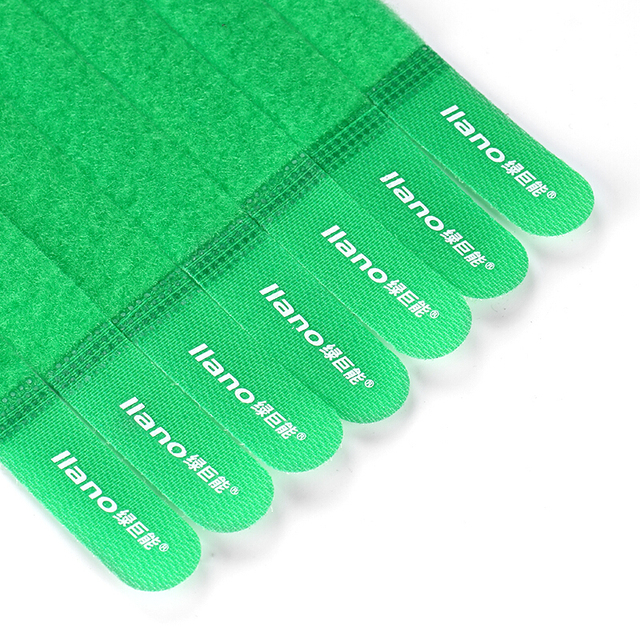 7pcs Cable Ties Hook and Loop sticky straps Practical Nylon Strap Power Wire Management Wire Organizer Cord Protector