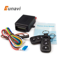 New Universal Car Remote Central Kit Door Lock Locking Vehicle Keyless Entry System Hot Selling