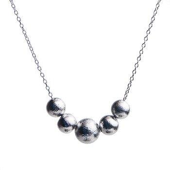 65870a7add4c Natural genuino Gibeon meteorito de hierro colgantes con forma de mano joyas  de COLLAR COLGANTE de joyería