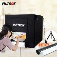 Viltrox 60 60cm Portable Photo Studio Lighting Mini Softbox Lightbox Folding Light Box Photography Backdrop Shooting