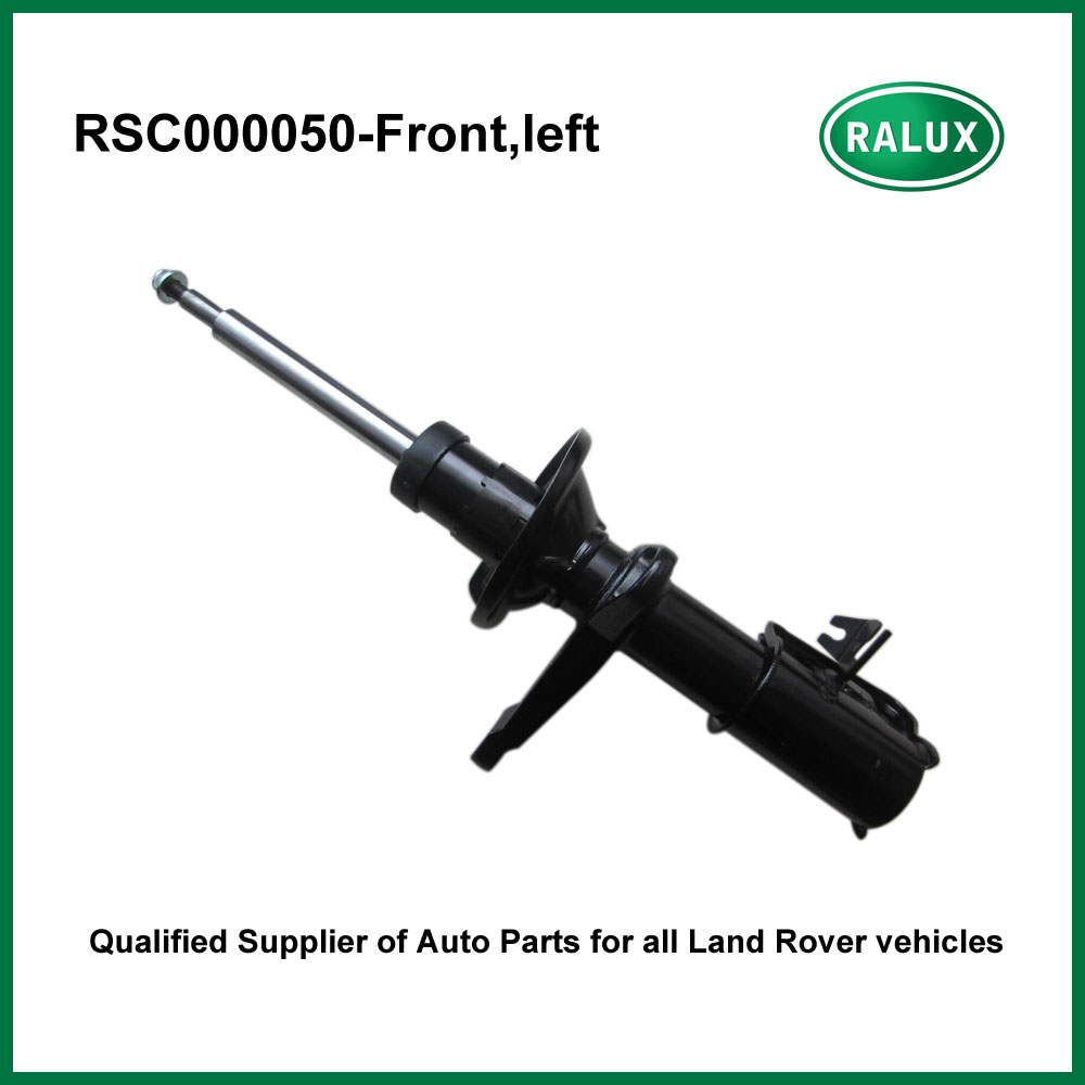 RSC000050 auto front left damper assembly for Freelander 1 car shock insulator replacement front shock absorber spare parts kyb car right front shock absorber 339232 for toyota highlander auto parts