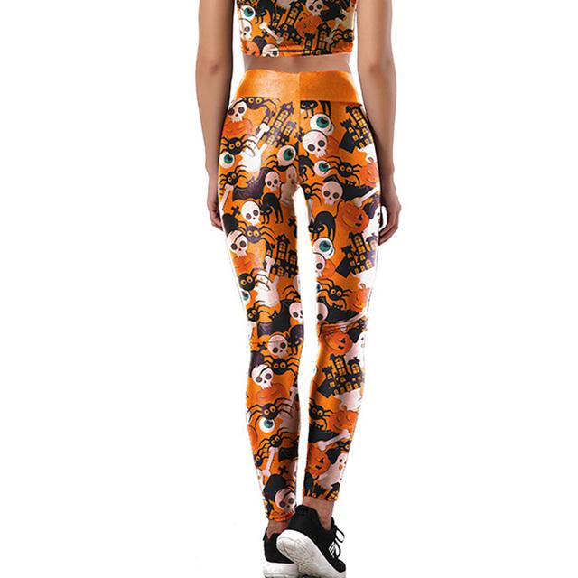 Halloween Day Women Leggings