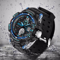 Outdoor Sports Watches Men Vertical Letter Casual And Business Mens Watch
