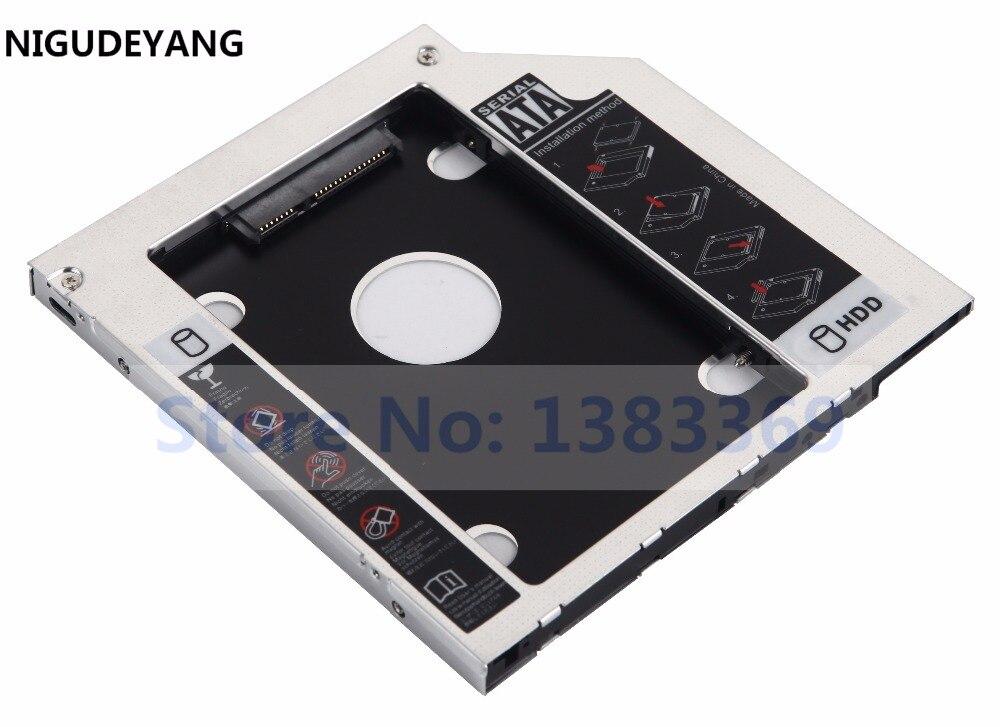 NIGUDEYANG – disque dur SSD SATA de 2e seconde pour HP Pavilion 17-f100nm 17-1076nf Swap DU8A5SHL