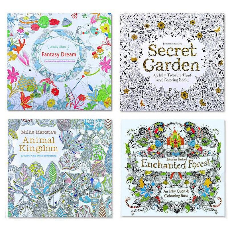 Compra colouring books lot y disfruta del envío gratuito en ...