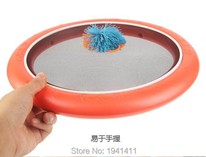 Kindergarten-sensory-integration-training-parent-child-interactive-children-throwcatch-the-ball-indooroutdoor-versatile-toy-2