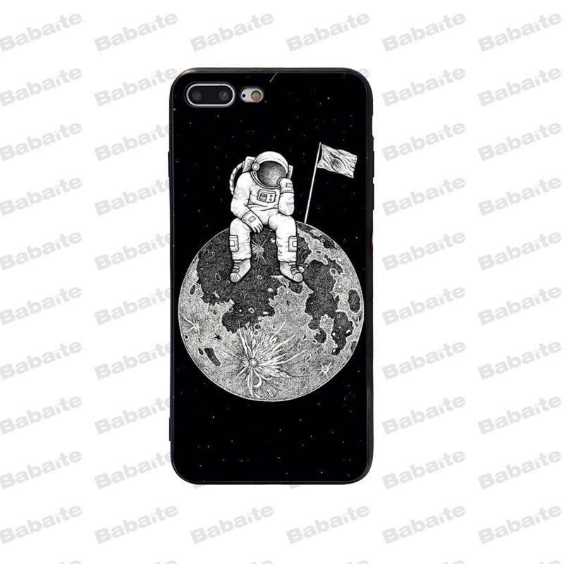 Space Love Moon Astronaut