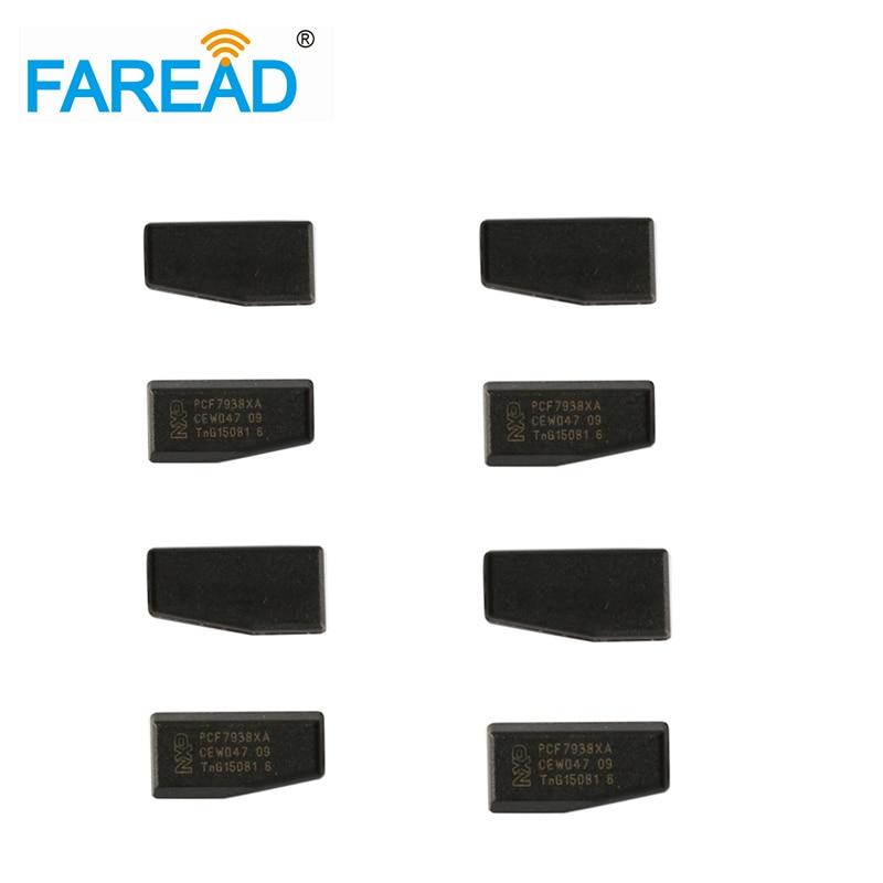 X100pcs Original PCF7938XA ID47 PCF7938 Transponder Chip