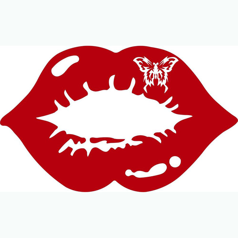 Popular Lip Decal-Buy Cheap Lip Decal Lots From China Lip -6433