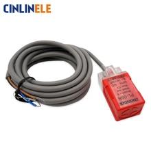 5mm & 8mm  Sensing PL08N & PL05N Cube Shell Inductive Screen Metal Type Proximity Switch Sensor NPN PNP NO NC AC DC