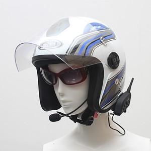 Image 5 - Vnetphone 2PCS 1200M אופנוע Bluetooth קסדת אינטרקום עבור 6 רוכבים BT אלחוטי עמיד למים האינטרפון אוזניות MP3