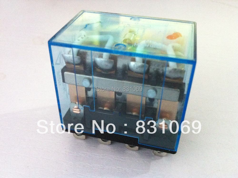 Подробнее о 1Pieces  LY4NJ HH64P AC220V 14PIN 10A Power Relay Coil 4PDT With PTF14A Socket Base  Free Shipping free shipping ac 300v 10 amp ah2 n afr 1 power relay 8 pin socket holder base 8pfa