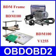 Mejor Qualitiy V1255 BDM100 EL ECU Programador BDM 100 + Marco de BDM Adaptador Completo Con 3 Años de Garantía Envío Gratis