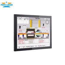 Z16 Industrial Embedded Touch Screen Computer, 19 Inch Desktop Intel i5 4200U All In One PC 4G RAM 64G SSD
