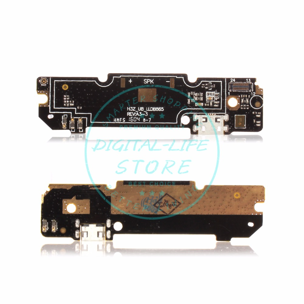 Dock Connector USB Charger Microphone Module Flex Cable for Xiaomi Redmi Note 3 Pro Charging Port Replacement Parts QC & Tested dock connector to usb cable