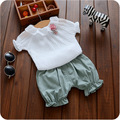 Baby Girls Sleeveless kids suits the casual sets