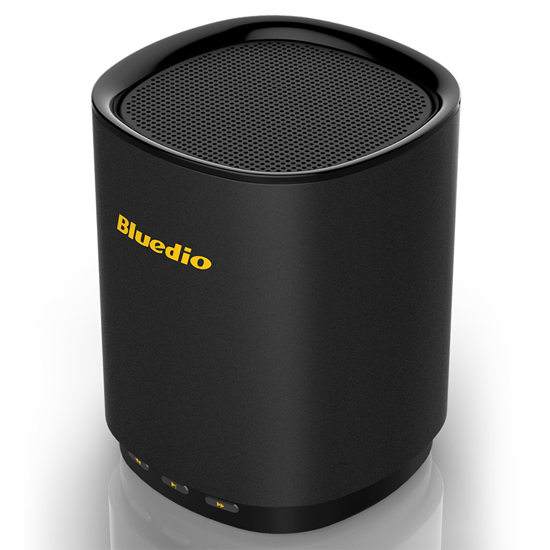bluedio ts5 mini portable wireless bluetooth speaker with microphone and voice control