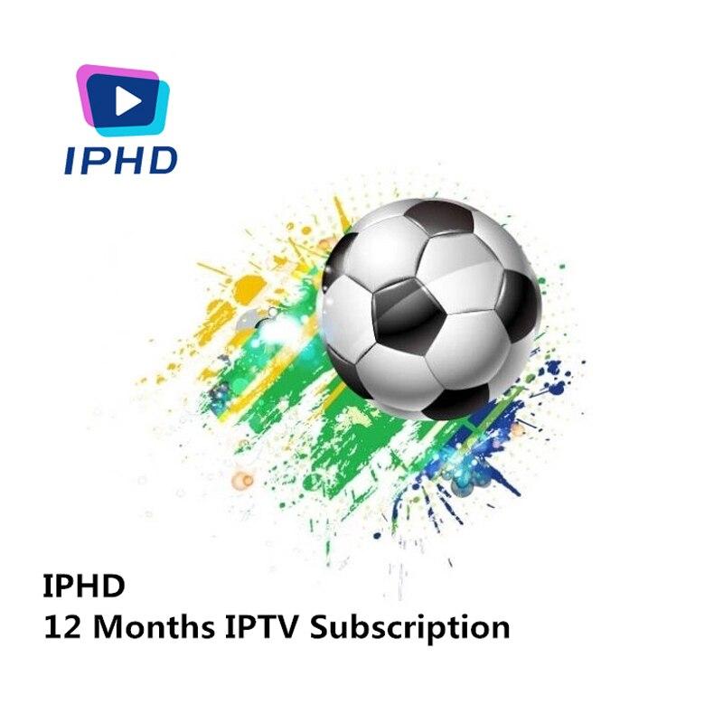 Image 4 - Подписка IPTV 4700 каналов 3700 VOD арабский Европа США канадский Африканский французский индийский латино поток Live Android m3u-in ТВ-приставки from Бытовая электроника