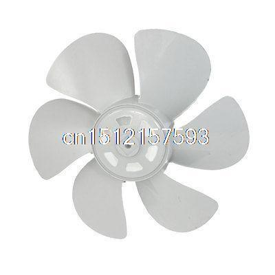 Exaust Ventilator Motor 8mm Shaft Hole 12 Plastic Fan Blade image