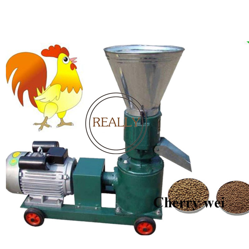 Poultry Feed Pellet Mill For Animal Feed